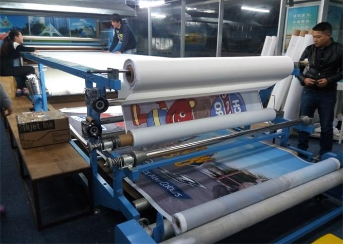 Rolling Large Format Dye Sublimation Printers Equipment High Speed