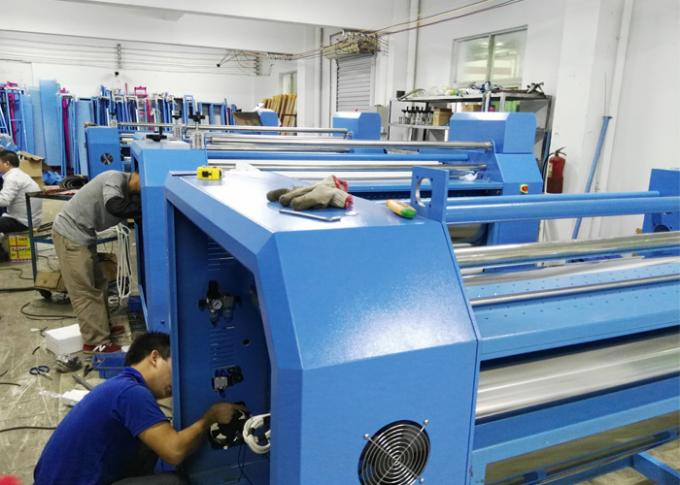 T-shirt Rotary Heat Transfer Machine Continuous Printing With CE