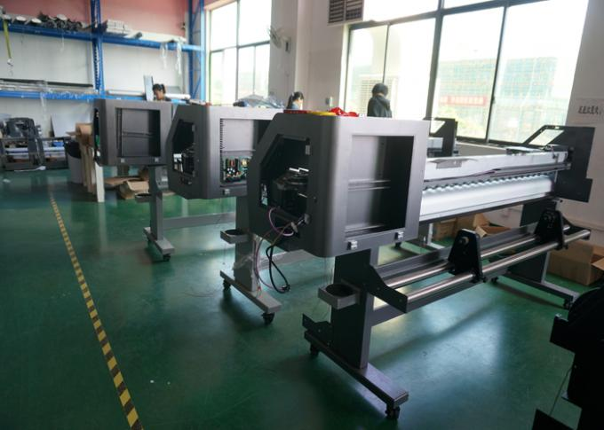 Aluminium Sheet Printing Machine Dye Sublimation Epson Heads Printer