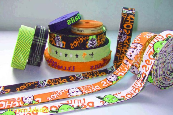 Double Sided Rotary Heat Transfer Machine Sublimation For Lanyard Ribbon / Labels