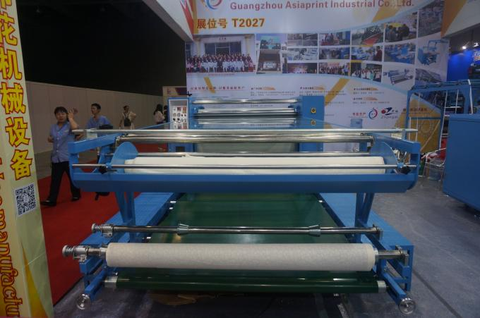 Automatic Sublimation Roller Heat Transfer Machine Flatbed Printer For Textile