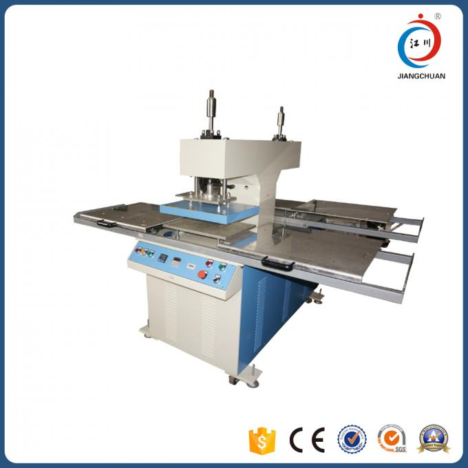 Hydraulic Single Station Embossing Heat Transfer Printing Machine  Leather