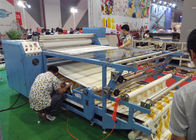 T-shirt Rotary Heat Transfer Machine Continuous Printing With CE for sale
