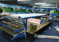 China 170cm Large Format Sublimation Roll Heat Press Machine CE Approve distributor