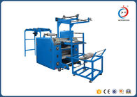 China High Speed Rotary Oil Roller Heat Transfer Machine For Lanyard Printing distributor