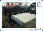 China Semi Automatic Large Format Heat Press Machine With Dual Station / Double Cylinders distributor