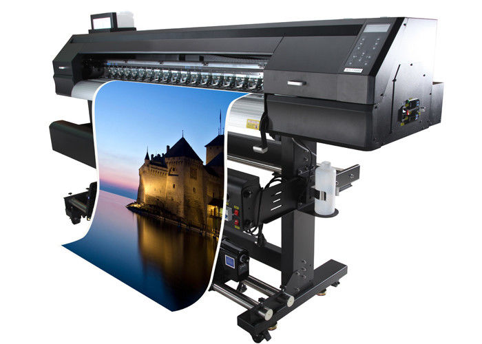Industrial Epson Head Vinyl Sticker Printing Machine High Productivity - Vinyl decal printing machine