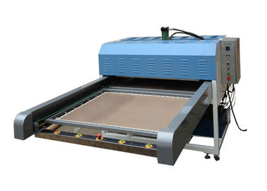 China Fabric Flatbed Printer Automatic Heat Press Machine Printing Low Noiseon sales